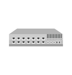 Networking Switch vector