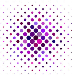 Purple dot pattern background - graphic from vector