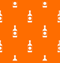 Japanese sake pattern seamless vector