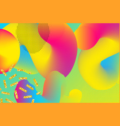 abstract neon gradients 80x background with dotted vector image