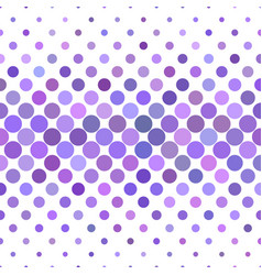 Circle pattern background - abstract graphic from vector