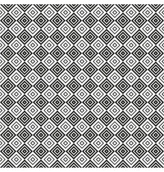 Monochrome seamless pattern vector