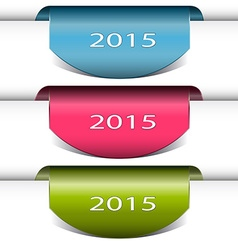 Set of labels badges and stickers vector image