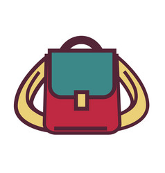 Backpack pupil vector