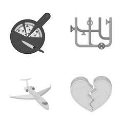 production travel hobby and other web icon in vector image