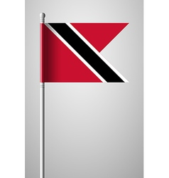 Flag of Trinidad and Tobago vector