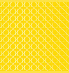 geometric pattern background vector image