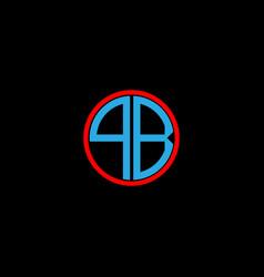 Q a a design a letter a logo qa qa design vector