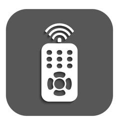 The remote control icon Remote Control symbol vector image