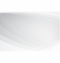 abstract white background with curve vector image vector image