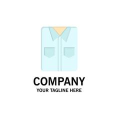 clothes shirt tshirt shopping business logo vector image