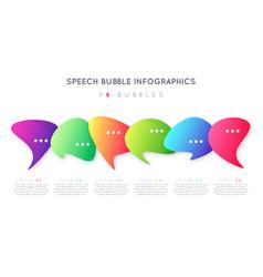 Modern infographic design template concept vector