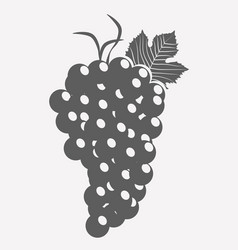 Wine drink related icons vector