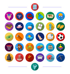 Cosmetology history ecology and other web icon vector