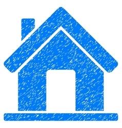 Home Grainy Texture Icon vector