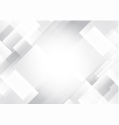 abstract geometric overlap background modern vector image vector image