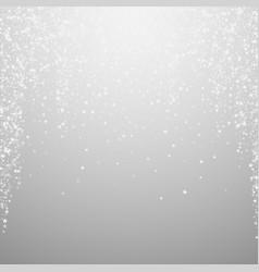 Amazing falling stars christmas background subtle vector
