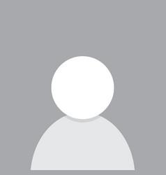 gray photo placeholder icon design ui design icon vector image