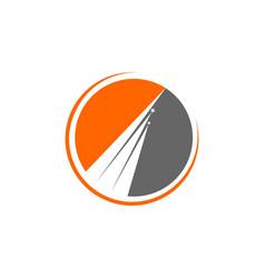 success coaching people logo vector image