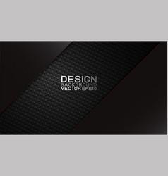 frame border dimension carbon fiber texture vector image