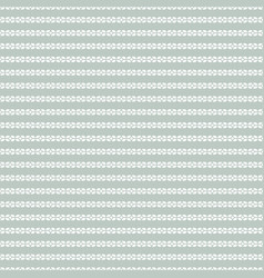 pattern pale blue and white braided stripe vector image
