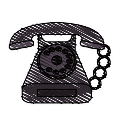 Phones called clinic vector
