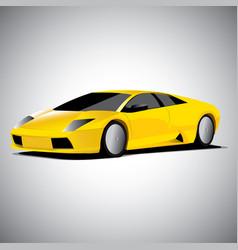 Realistic car vector