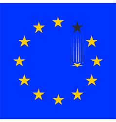 brexit vector image