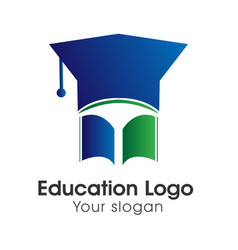Education abstract logo image vector