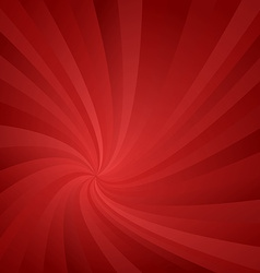 Red twirl pattern background vector