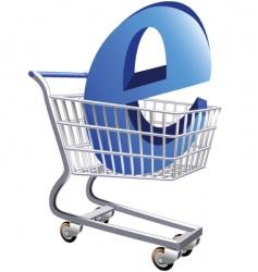 ecommerce vector image