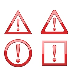 Attention symbol vector