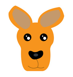 Avatar of kangaroo vector