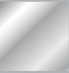 Grey gradient white and black foil backdrop light vector