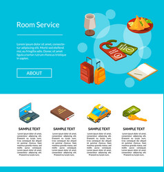 hotel icons page hotels vector image
