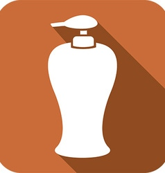 Soap Dispenser Icon vector image