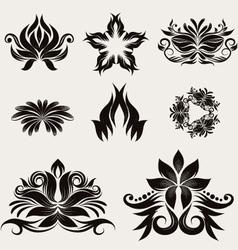 icon-decorative-ornament vector image vector image