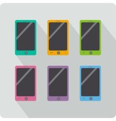 MobileSet vector image