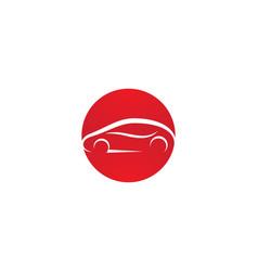 car logo icon vector image