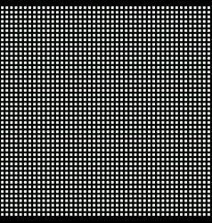 seamless cell pattern in black and white colors vector image vector image