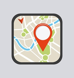 Gps location vector