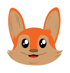 Avatar of fox vector