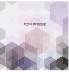 abstract geometric background modern overlapping vector image