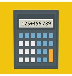 Calculator fla vector