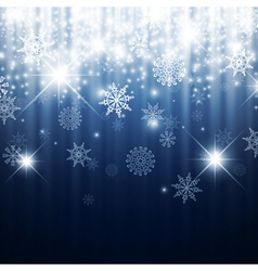Christmas winter holiday abstract background vector