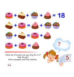 Mathematical logic puzzle game for smartest what vector