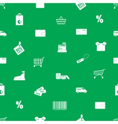 Shopping icons pattern eps10 vector