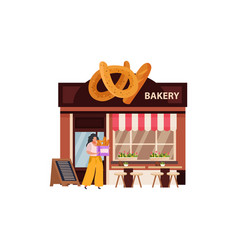 Small business concept vector