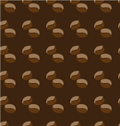 pattern coffee vector image