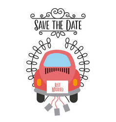 save the date special vector image